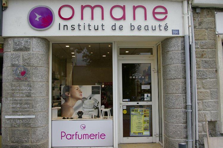 Institut omane b nodet bien tre esth tique parfumerie - Comptoir caisse pour institut de beaute ...