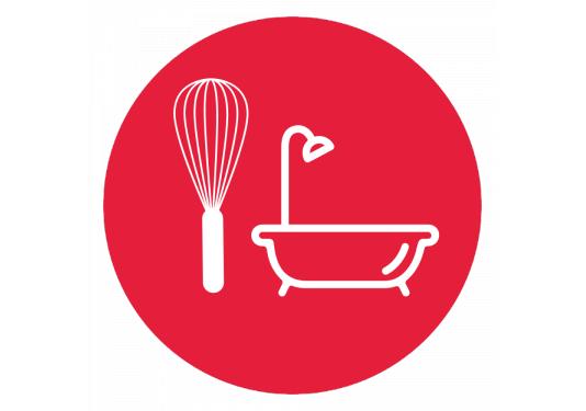 La foir 39 fouille quimper cuisines et bains for Cuisines et bains